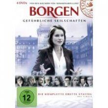 Cover von Borgen – Gefährliche Seilschaften (Serie)