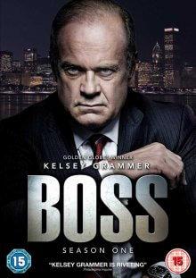 Cover von Boss (Serie)