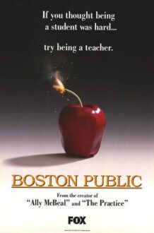 Cover von Boston Public (Serie)
