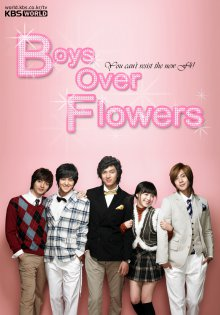 Cover Boys over Flowers