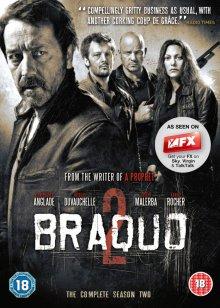 Cover von Braquo (Serie)