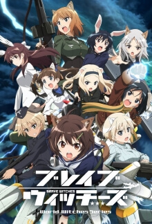 Brave Witches Serien Cover