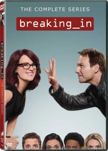 Cover der TV-Serie Breaking In