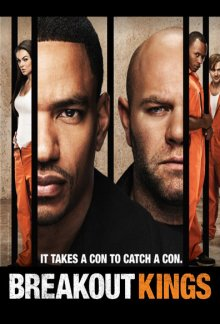 Cover der TV-Serie Breakout Kings