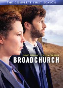 Cover der TV-Serie Broadchurch