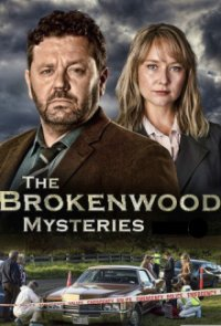 Cover Brokenwood – Mord in Neuseeland, Poster Brokenwood – Mord in Neuseeland