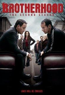 Cover von Brotherhood (US) (Serie)