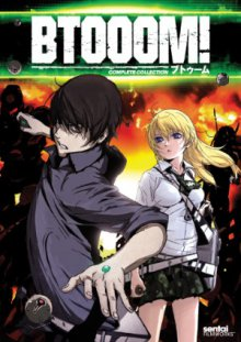 Cover der TV-Serie Btooom!