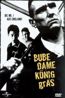 Cover von Bube, Dame, König, grAs (Serie)