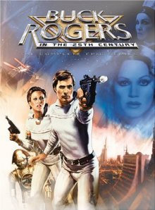 Cover der TV-Serie Buck Rogers