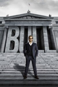 Cover der TV-Serie Bull