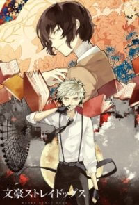 Cover der TV-Serie Bungou Stray Dogs