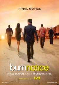 Cover der TV-Serie Burn Notice