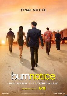 Cover von Burn Notice (Serie)