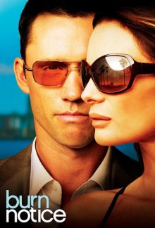 Cover von Burn Notice (Serie)