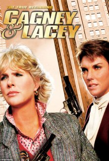 Cover der TV-Serie Cagney & Lacey