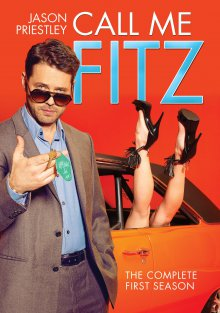 Cover der TV-Serie Call me Fitz