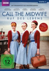 Cover der TV-Serie Call the Midwife – Ruf des Lebens
