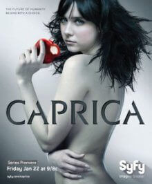 Cover der TV-Serie Caprica