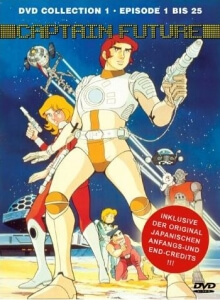 Cover von Captain Future (Serie)