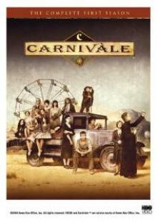 Cover der TV-Serie Carnivàle
