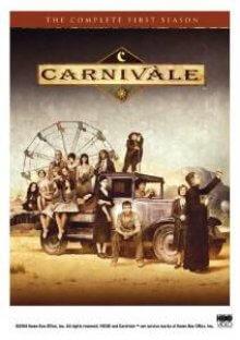 Cover von Carnivàle (Serie)
