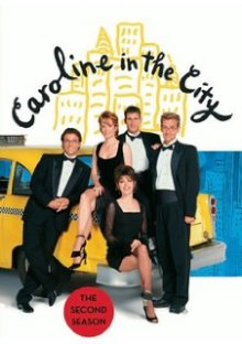 Cover der TV-Serie Caroline in the City
