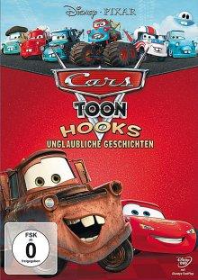 Cover von Cars Toon – Hooks unglaubliche Geschichten (Serie)