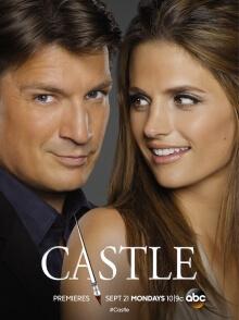 Cover von Castle (Serie)