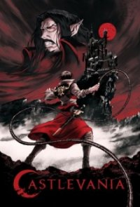 Cover der TV-Serie Castlevania