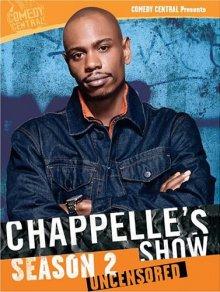 Cover von Chappelle's Show (Serie)