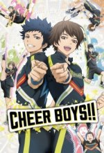 Cheer Danshi!! Serien Cover