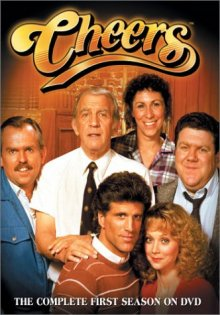 Cover der TV-Serie Cheers