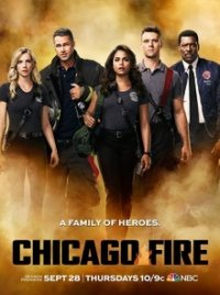 Cover Chicago Fire