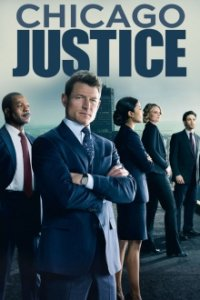 Chicago Justice Cover, Poster, Chicago Justice DVD