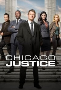 Cover der TV-Serie Chicago Justice