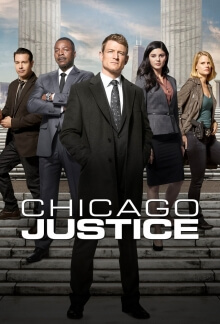 Chicago Justice Serien Cover