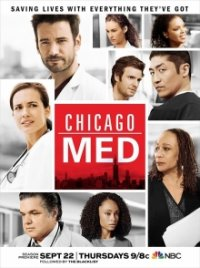Chicago Med Cover, Poster, Chicago Med DVD