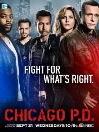 Cover der TV-Serie Chicago P.D.
