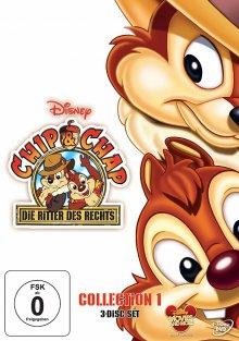 Cover von Chip & Chap - Die Ritter des Rechts (Serie)