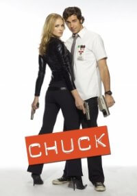 Cover der TV-Serie Chuck