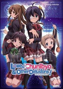 Cover von Chuunibyou demo Koi ga Shitai! (Serie)