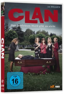 Cover der TV-Serie Clan