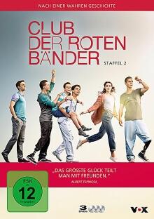 Cover von Club der roten Bänder (Serie)