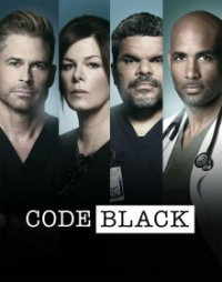 Cover der TV-Serie Code Black