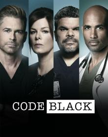 Cover von Code Black (Serie)