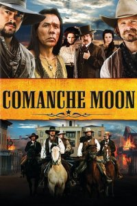 Cover Comanche Moon, Poster