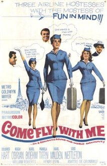 Cover von Come Fly with Me (Serie)