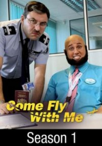 Cover der TV-Serie Come Fly with Me