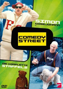Cover von Comedystreet (Serie)